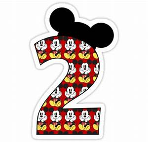 Mickey 2nd Birthday | cimvitation