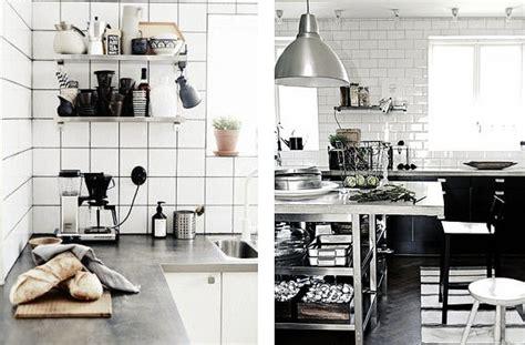 cocinas modernas  azulejo blanco cocinas muebles blog