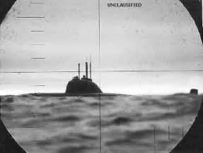 Russian Submarine Periscope