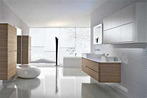 Contemporary Bathrooms : 50 Magnificent Ultra Modern Bathroom Tile Ideas, Photos