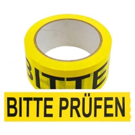 Erst Pruefen Dann Kaufen by 6 X Klebeband Quot Bitte Pr 220 Fen Quot Aufkleber Shop