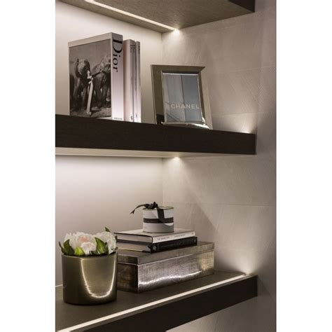 recessed display cabinet led profile  led strip