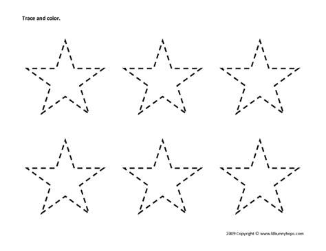 All Worksheets » Star Worksheets  Printable Worksheets Guide For Children And Parents