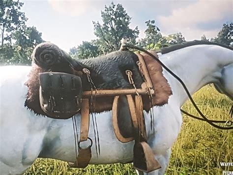 rdr2 trapper boar saddle reddeadredemption2 comments