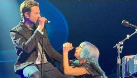 Lady Gaga Brings Out Bradley