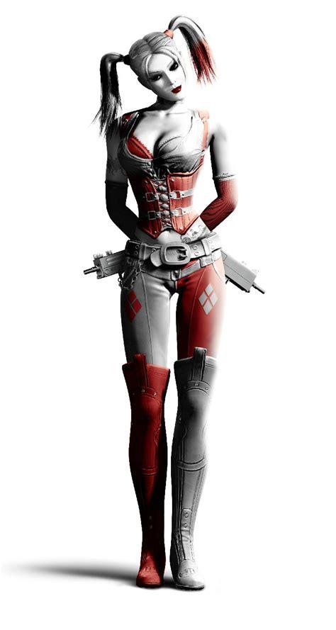 Harley Quinn Batman Arkham City Batman Wiki