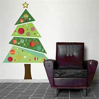 perfect christmas wall decals The Perfect Alternative Christmas Tree