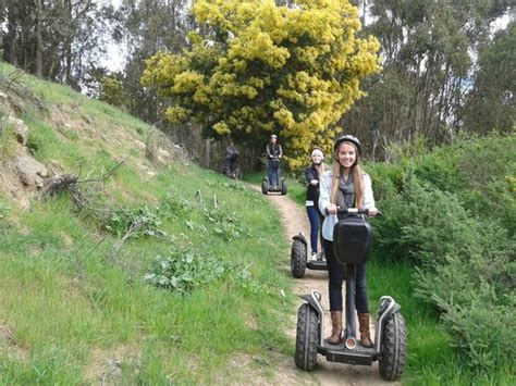 Segway Off Road Adventures  Private Tours (oakland, Ca