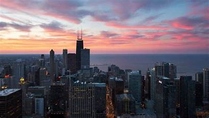 Chicago Cinemagraph Night Cinemagraphs Anyone Author Know