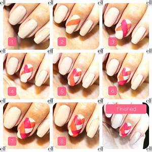 15 Fun, Quick And Easy Nail Tutorials To Try This Summer
