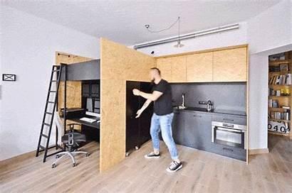 Secret Studio Clever Apartment Conceals Brilliance Built