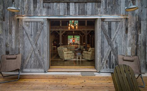 barn doors interior Entry Rustic with barn barn doors
