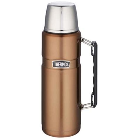 thermos king flask  copper lakeland