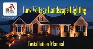 Landscape Lighting Tips And Garden Lights Low Voltage