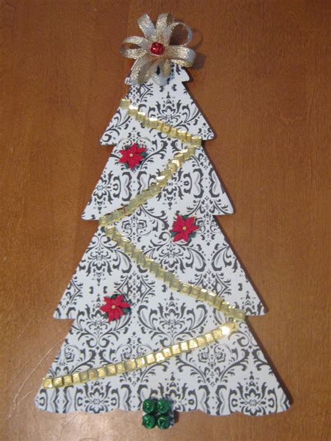 christmas tree door ornament tried tested and true mommy