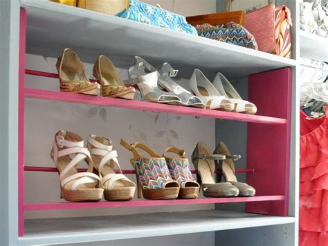 Storing Shoes In Closet by 25 Shoe Organizer Ideas Hgtv