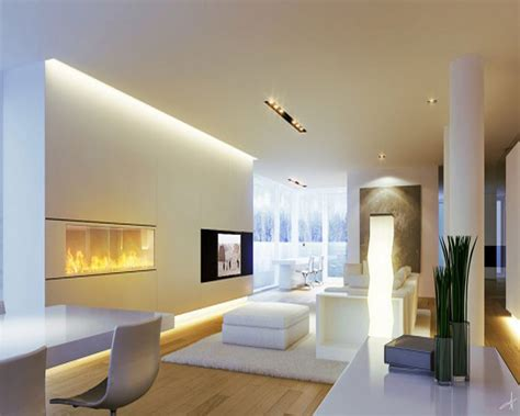 ultra modern living room lighting ideas with ceiling