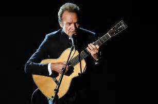 Sting Performs 'the Empty Chair'