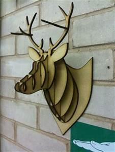 1000 images about deerhead diy on pinterest deer heads With diy cardboard deer head template