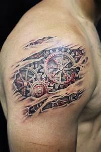 Tattoos – Black n Grey   VL art