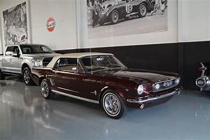 FORD MUSTANG 289 V8 Convertible (1966) Top condition! For Sale | Car And Classic | Car and Classic