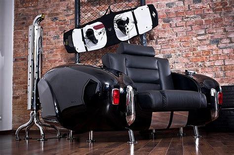 canap voiture un canapé design votre place de parking dans le salon