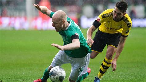 It also has won the german amateur football championship three times, a joint record. Werder Bremen - BVB: Live-Ticker zum heutigen 23. Bundesliga-Spieltag   BVB 09