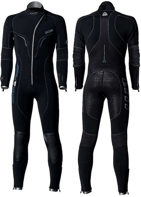 waterproof mens  mm scuba diving wetsuit semi dry