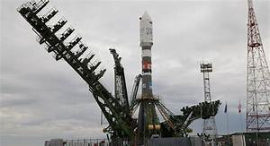 We Have Liftoff: Soyuz Carrier Rocket Blasts Off From ...