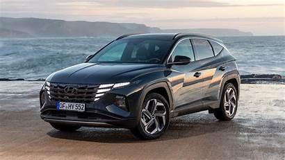 Hyundai 2021 Hybrid Tucson Cars 4k 5k