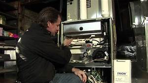 Oil Furnace Replaced With High Efficiency Heat Pump  Gas