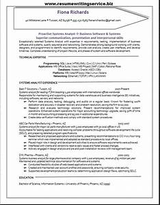 Systems Analyst Resume Sample IT Technical Archives The Resume Clinic System Analyst Resume Systems Analyst Sample Resume Business Systems Analyst Resume Berathen Com