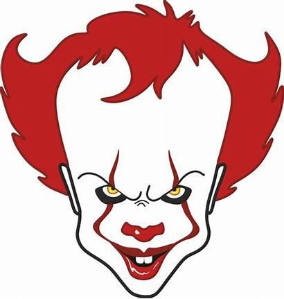 Drawings Halloween Clowns Jokers