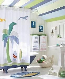 25, Marvelous, Coastal, Bathroom, Design, And, Decorating, Ideas