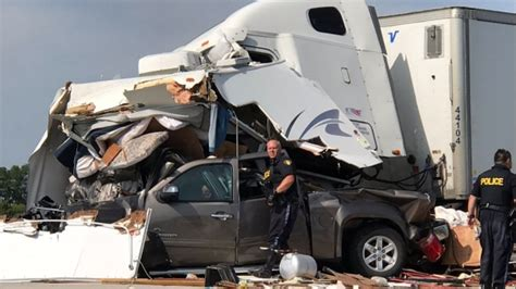 Truck Driver Charged In Chathamkent Crash That Killed