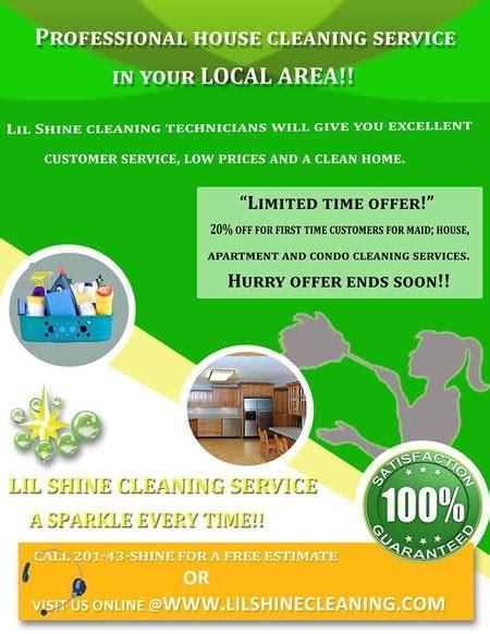 lil shine cleaning service carecom summit nj house