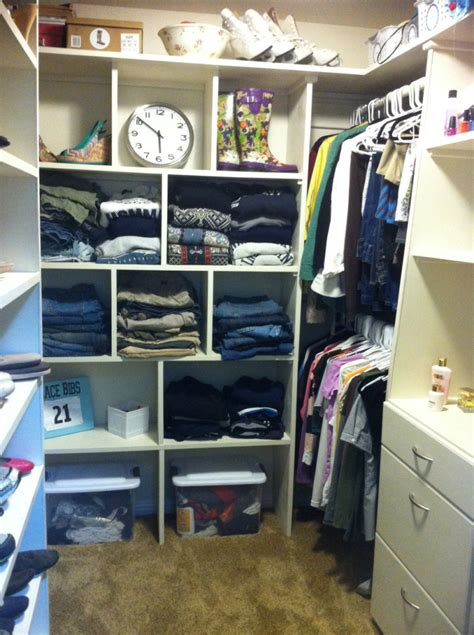 How To Make From Your Closet by How To Create Organized Closet For Your Clothes Interior