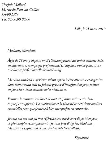 reconversion professionnelle cuisine exemple de lettre de motivation pour un prouver expérience professionnelle l 39 etudiant