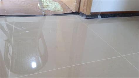 homogeneous tile polishing  marble gum grout filled