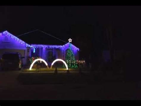 party rock anthem ellison christmas lights 2011 youtube