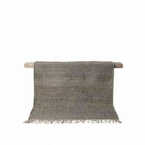 Tapis De Chanvre : tell me more tapis toile de chanvre gris 200x300cm tell me more petite lily interiors ~ Dode.kayakingforconservation.com Idées de Décoration