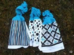 Crochet Towel Topper Patterns