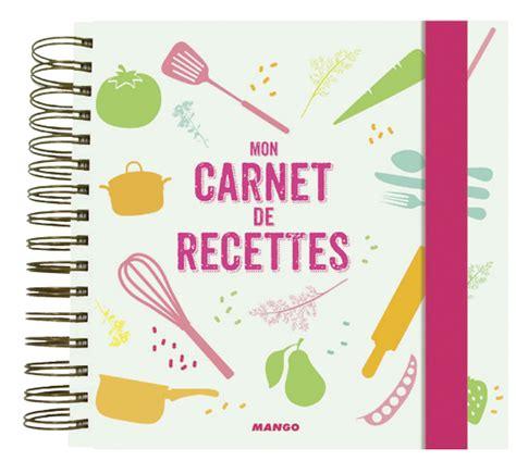 carnet de cuisine vierge 123 cahier de cuisine vierge cahier a spirales vierge