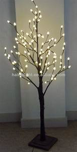 96l warm led pussy willow led tree light baby eris With outdoor light up willow tree