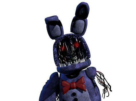 withered bonnie alternate jumpscare custom fnaf bonnie