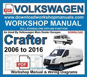 Vw Crafter Pdf Workshop Manual