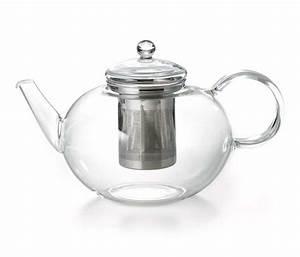 Teekanne 2 Liter : teehaus tea more tee online shop teeversand jena glas teekanne miko 2 liter 1stk ~ Markanthonyermac.com Haus und Dekorationen