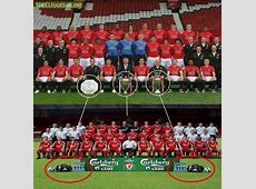 Spot the difference Liverpool vs Manchester United