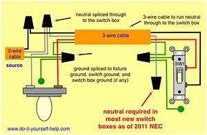 Updated Switch Loop Wiring Diagram