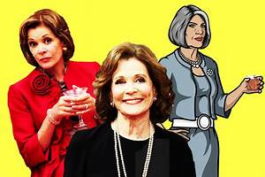 Jessica Walter: The Trumps Are Like 'Arrested Development ...